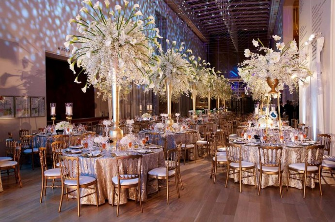 Luxury Wedding Centerpieces - Kehoe Designs - Chicago