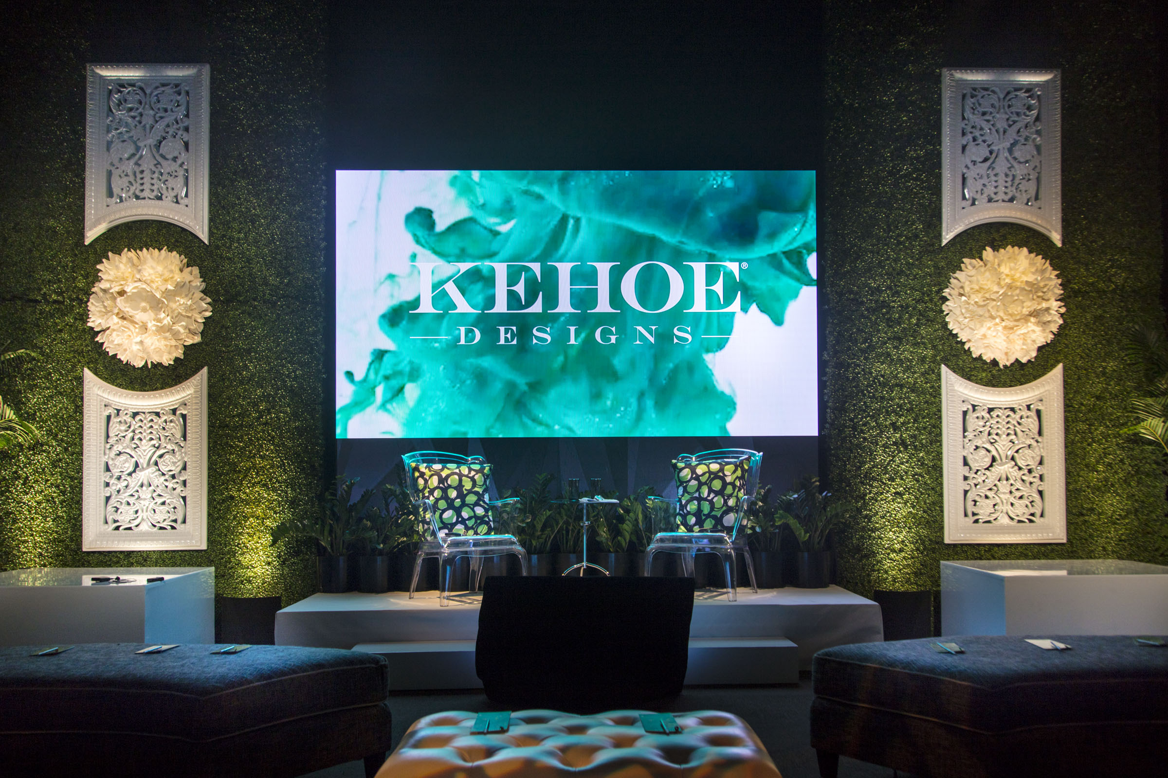event design, event decor, Kehoe Designs, technical production, staging