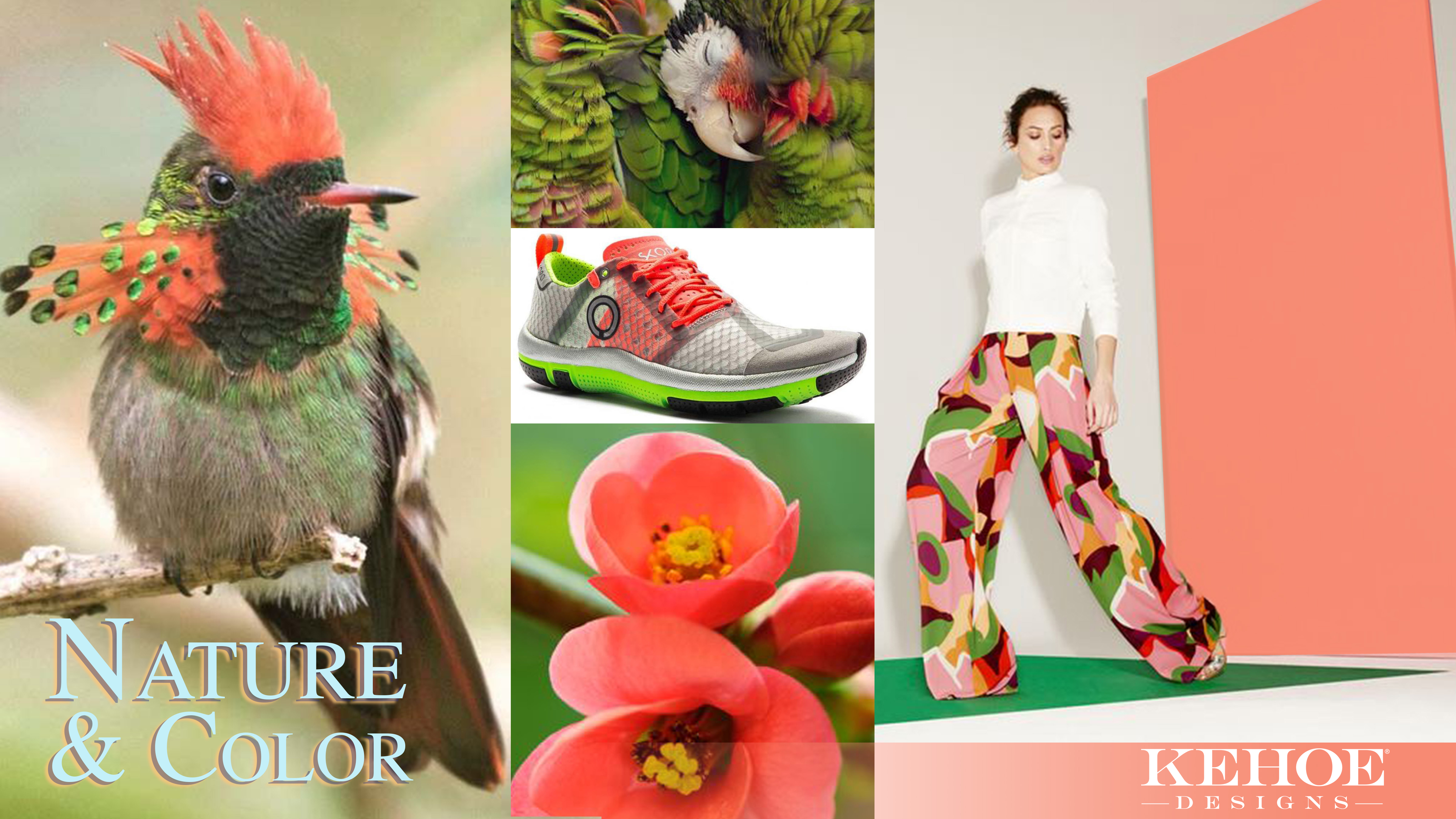 event design, trends, inspiration, mood board, Kehoe Designs, event decor, nature, color of the year