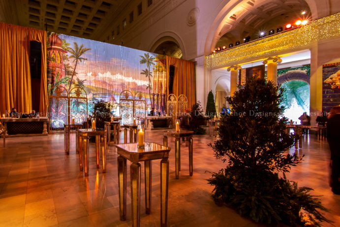 Timot McGonagle, Kehoe Designs Team, Kehoe Designs, Corporate, Corporate Event, Theme Event, Theme, Events, Chicago Event, Holiday Party, Corporate Holiday Party, Babylon, Beyond Babylon, The Field Museum, Large scale event, Innovative, Immersive