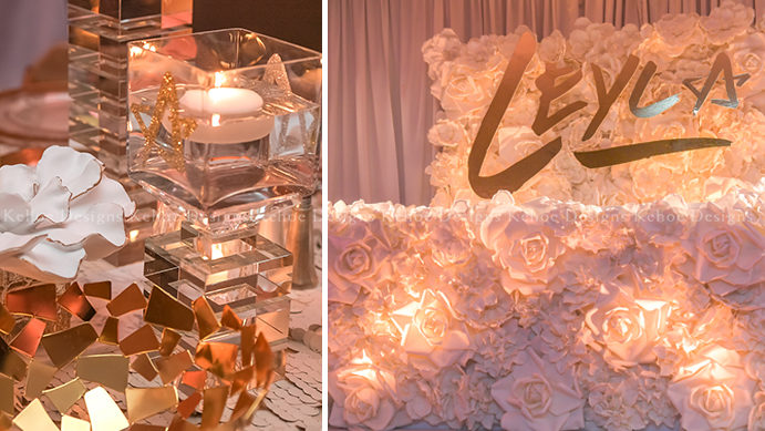 Kehoe Designs, branding, texture, mitzvah, bar mitzvah, bat mitzvah, party, celebration, event design, event decor, event inspiration, event design inspiration, glitz, glamour, luxury event, trendy event design, fancy affair, crystal design, table design, floral, photo opp