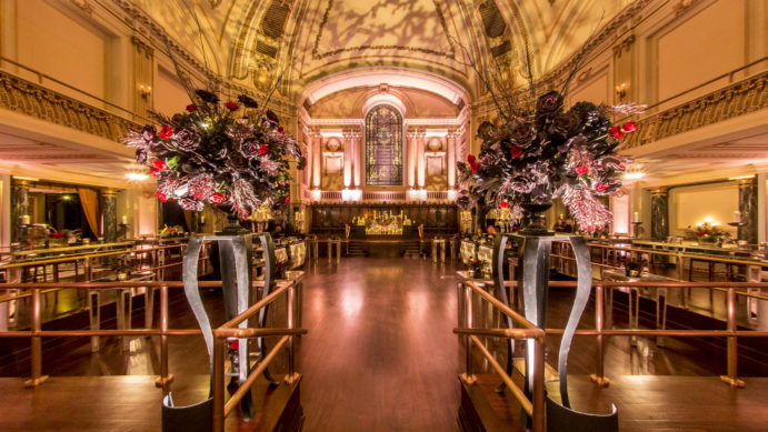 Kehoe Designs, Mal Marcus, event design, event inspiration, On The Edge of Events, holiday, design, Chicago event design, events, corporate party, corporate event, texture, holiday events, floral design, floral Chicago, lush floral, luxury events, furniture, event lighting