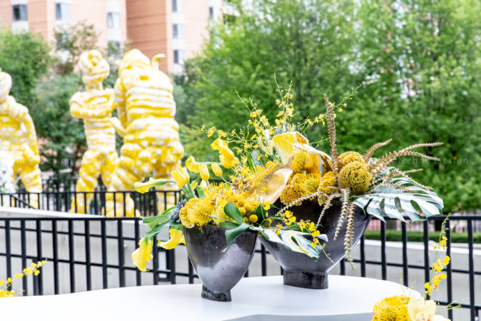 Kehoe Designs, Dare Yellow, Happy Event Design, Positive Experience, Positive Event Decor, Self-Expression, Design, Yellow, Bold Event Design, Power Dressing
