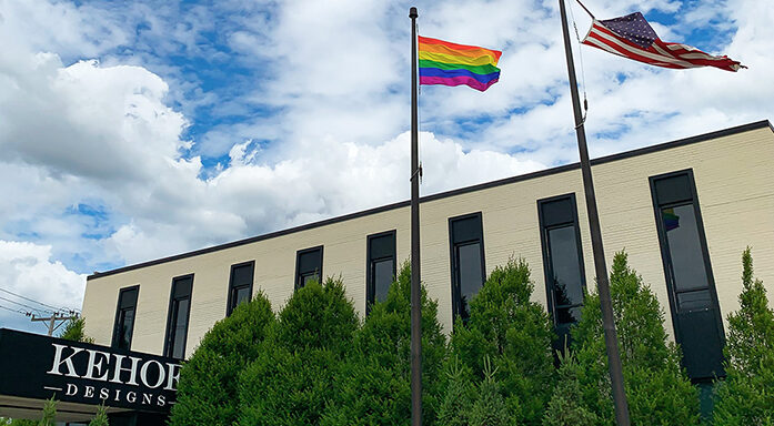 KEHOE DESIGNS, Pride, Pride Month, LGBTQ, Chicago, Diversity, Inclusion, Events, Workplace