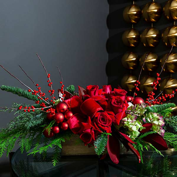 Holiday Floral, Holiday, Kehoe Designs, Fall Floral. Autumn, Flowers, Floral Design, Chicago Florist, Florist in Chicago, Wedding Flowers, Inspiration, Event Design